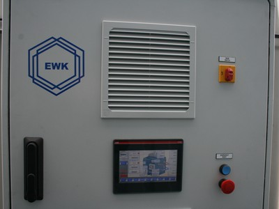 Prima EWK Smart Cooling Tower nei Paesi Bassi