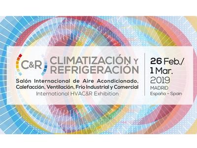 Fiera Internazionale CLIMATIZACION Madrid 2019
