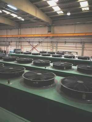 Si completa la consegna dei Raffreddatori Adiabatici per la Rete Elettrica Italiana