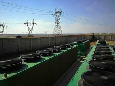 Installati con successo i primi Raffreddatori Adiabatici per la Rete Elettrica Italiana